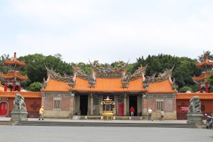 枋寮褒忠義民廟
