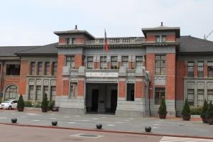 新竹市政府の外観