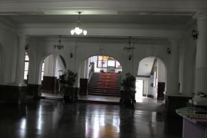 新竹市政府の入口