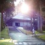 仙台空港から平泉中尊寺までの高速バス