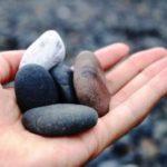 碁石海岸を観光