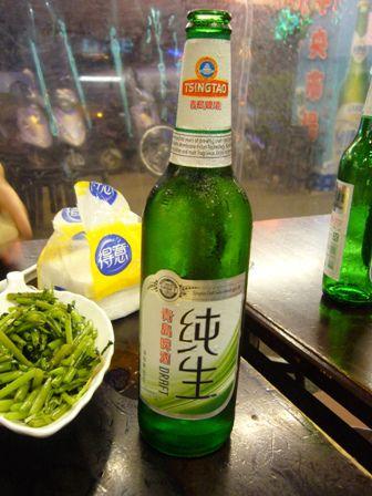 台湾の青島ビール